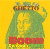 Boom Donovan Green - Student Of The Ghetto (Light Of Light) LP